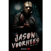 "Friday the 13th Jason Voorhees 12"" 1:6 Scale Action Figure"