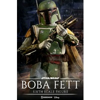"Star Wars Boba Fett Emprire Strikes Back 12"" 1:6 Scale Action Figure"