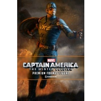 "Captain America 2: The Winter Soldier - 22"" Premium Format 1:4 Scale Statue"