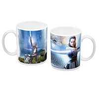 Star Wars - REY EPISODE VIII MUG