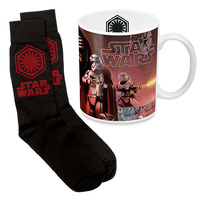 STAR WARS STORM TROOPER MUG & SOCK GIFT PACK