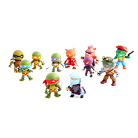 TEENAGE MUTANT NINJA TURTLES WAVE 2