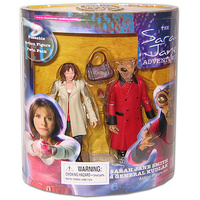 The Sarah Jane Adventures Action Figure Sarah Jane & General Kudlak