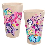 My Little Pony: Friendship is Magic 24 oz. Bamboo Tumblers 2-Pack