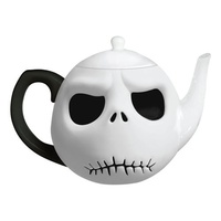 Nightmare Before Christmas Jack Head Ceramic Teapot