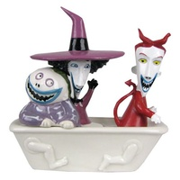 Nightmare Before Christmas Lock, Shock, and Barrel Salt and Pepper Set