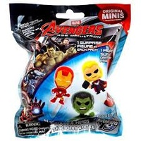 Avengers: Age of Ultron - Bobble Head Mystery Mini Figures