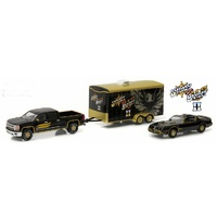 Smokey & the Bandit II 2015 Chev Silverado with 1980 Firebird