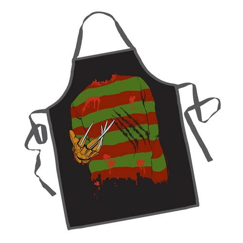 Nightmare on Elm Street Freddy Krueger Character Apron