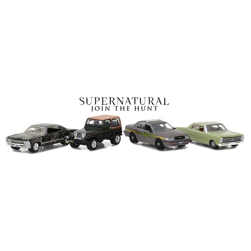 1:64 Supernatural Hollywood Film Reels Series