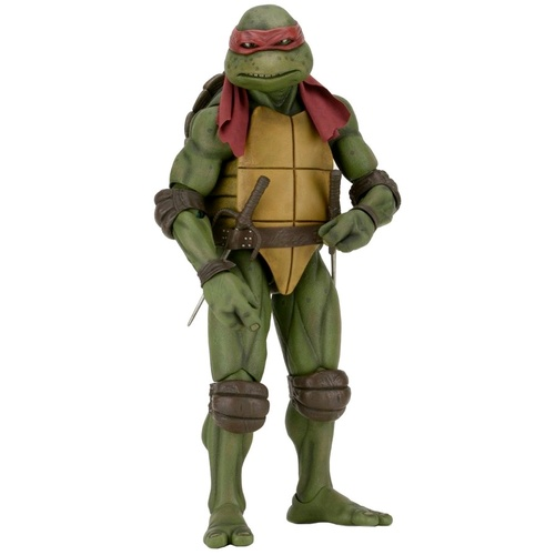 Teenage Mutant Ninja Turtles - Raphael (1990 Movie) 1:4 Scale Action Figure