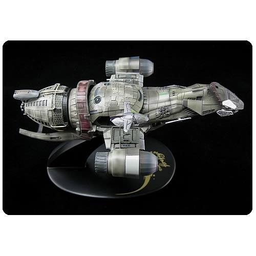 Firefly Little Damn Heroes Serenity Maquette