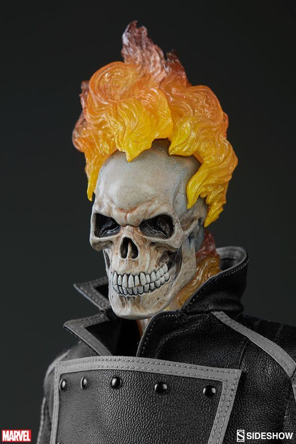 Ghost Rider 12 16 Scale Action Figure Free Shipping