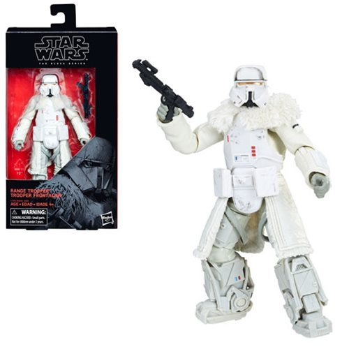 """Star Wars /""""The Vintage Collection/"""" Range Trooper 3 3//4-Inch Action Figure"""