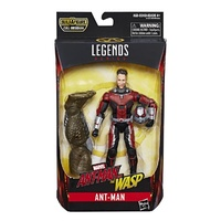 Ant-Man and the Wasp Marvel Legends Ant-Man (Cull Obsidian BAF)