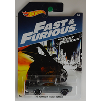 Fast & Furious 70 Plymouth Road Runner