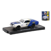 M2 Machines Auto-Drivers 1:64 Scale 1968 Ford Mustang GT390
