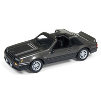 Johnny Lightning 1:64 Scale Classic Gold Collections 1982 Ford Mustang GT