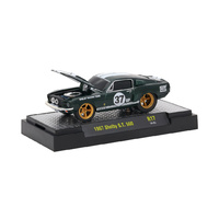 M2 Machines Ground Pounders 1:64 Scale 1967 Shelby G.T. 500 Release 17