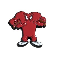 Looney Tunes - Gossamer Enamel Collectors Pin