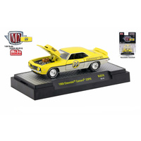 M2 Machines 1:64 Mooneyes MiJo Exclusive 1969 Cheverolet Camaro COPO Limited Edition to 3,200 pieces Worldwide