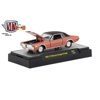 M2 Machines Detroit Muscle 1:64 Scale 1968 ½ Mercury Cougar R-Code R45