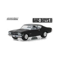 Greenlight 1:64 Diecast Bad Boys II 1968 Chevrolet Chevelle SS