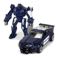 Transformers Barricade 2-Pack Robot Figure and Vehicle