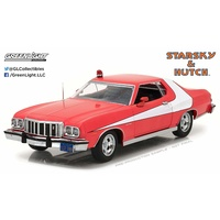 Greenlight - Starsky and Hutch - 1976 Ford Gran Torino 1:24 Diecast Model