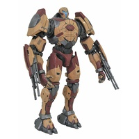 DIAMOND SELECT TOYS Pacific Rim Uprising: Valor Omega Select Action Figure