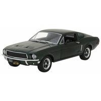 GreenLight - 1:24 Scale Bullitt (1968) - 1968 Ford Mustang GT Fastback