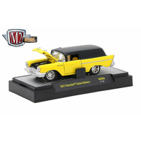 M2 Machines Auto-Mods 1:64 Scale 1957 Chevrolet Sedan Delivery AM06