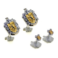 Harry Potter Cufflinks - Hufflepuff