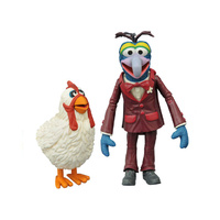The Muppets Select Gonzo & Camilla Action Figure
