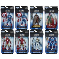 Avengers 4 Endgame Marvel Legends Wave 3 Case of Figures