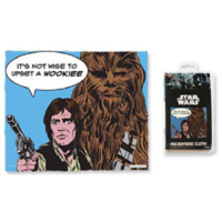Star Wars Classic Microfibre Cloth - It's Not Wise