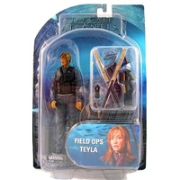 Stargate Atlantis Series 2 Action Figure - Field Ops Teyla