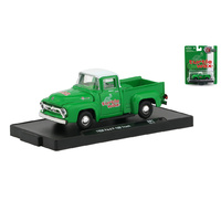M2 Machines Auto-Drivers 1:64 Scale 1956 Ford F-100 Truck Release 61