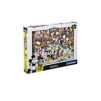 Clementoni Disney Puzzle Mickeys 90th 1000 Pieces