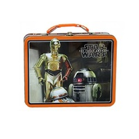 "Star Wars Lunch Box - The Force Awakens ""Droids"""