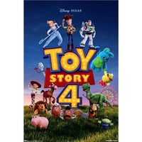 Toy Story 4 Poster - Key Art #12