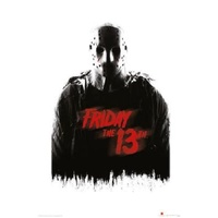Friday 13th Poster - Jason #70