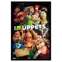 Disney The Muppets Movie poster #11