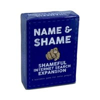 Name and Shame: Internet Search Expansion Card Game