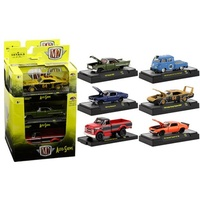 M2 Machines 1:64 Auto-Shows Release 56 Assortment (6 Styles)