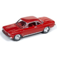 Johnny Lightning 1:64 Scale Muscle Cars USA 2019 Release 2 - 1962 Chevy Corsair