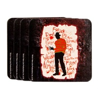 Nightmare on Elm Street - Freddy Coaster Set - 4 Pack