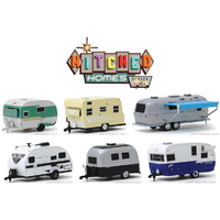 Greenlight 1:64 Hitched Homes Series 7 Assortment (6 Styles)