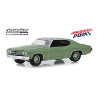 Greenlight 1:64 Hollywood Series 25 : Vanishing Point (1971) - 1970 Chevrolet Chevelle