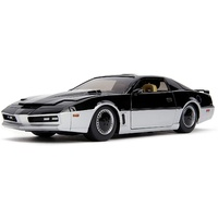 "Jada 1:24 Scale Hollywood Rides - Knight Rider K.A.R.R. in ""Try Me"" Box"